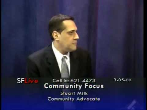 SF Live with Stuart Milk, Part 1