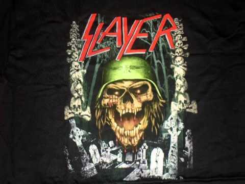 Slayer   Raining Blood (Instrumental) Good Quality
