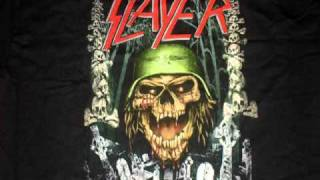 Slayer   Raining Blood (Instrumental) Good Quality