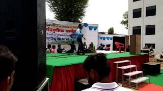 15 Aug dance by science sir satyam education hub