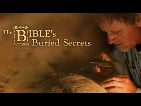 History Channel Documentary    Buried Secrets of the Bible