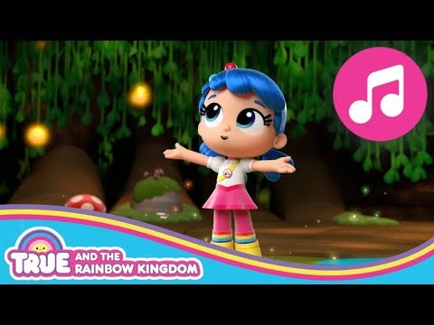 The Wishing Tree Song | True and the Rainbow Kingdom Episode Clip
