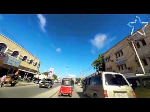 Welcome to Somalia   Muqdisho Tour Part 1