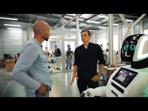 Ручная работа: Робот из Перми | Discovery Channel
