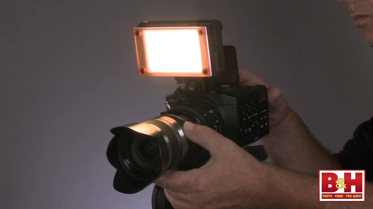 On-Camera Lights - YouTube