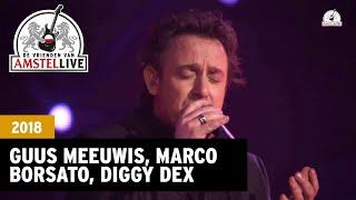 Toen Ik Je Zag - Guus Meeuwis, Marco Borsato, Jacqueline Govaert, Diggy Dex (VVAL 2018)