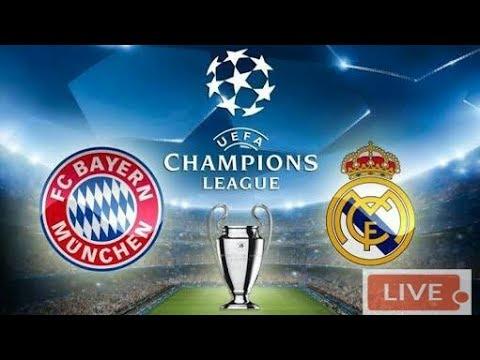 Real Madrid Vs Bayern Live Stream Free