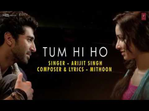 Image result for tum hi ho lyrics