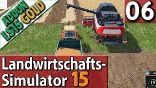 LS15 ADDON Landwirtschafts Simulator 15 GOLD #6 Geld sammeln im PlayTest SPECIAL deutsch