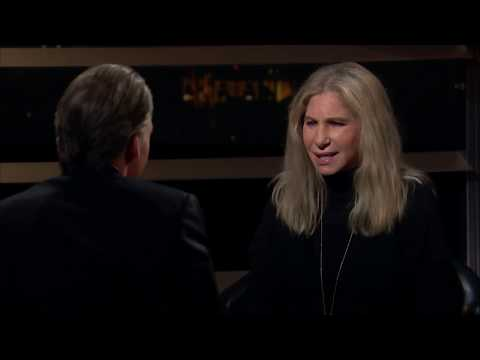 Barbra Streisand | Real Time With Bill Maher (HBO)