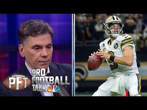 How Vikings stifled Drew Brees, Saints in huge upset | Pro Football Talk | NBC Sports