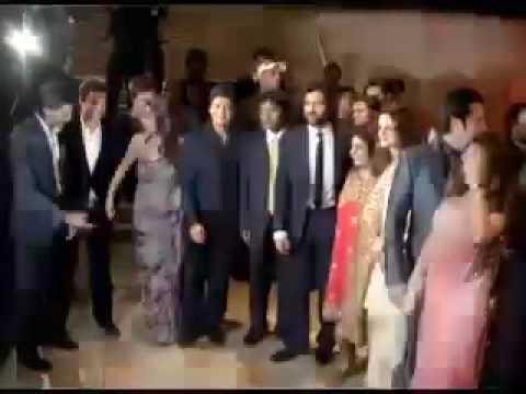 Shilpa Shetty-Raj Kundra's grand reception in Mumbai