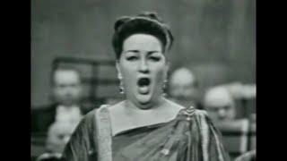 """MONTSERRAT CABALLÉ """"La Maja y el ruiseñor"""" 1966"""