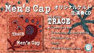 【エアコミケ】TRACE【試聴】/ Men's Cap(メンズキャップ)