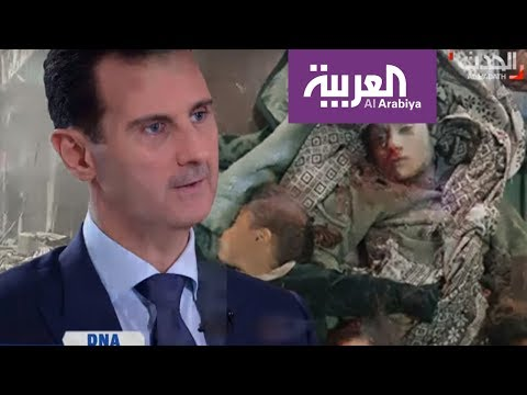 DNA: الأسد يحرر الغوطة الشرقية  - نشر قبل 2 ساعة
