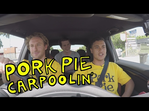 PORK PIE ROADIE WITH DEAN O'GORMAN & JAMES ROLLESTON