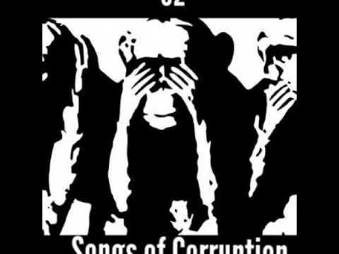 "U2 - ""SONGS OF CORRUPTION"" (Full Album 2017) - ""Songs of Innocence"" re-edit Full Tracklisting SHARE!"