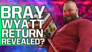 "Bray Wyatt Return Date Revealed? | Former WWE Champion Says AEW ""Isn't Competition"""