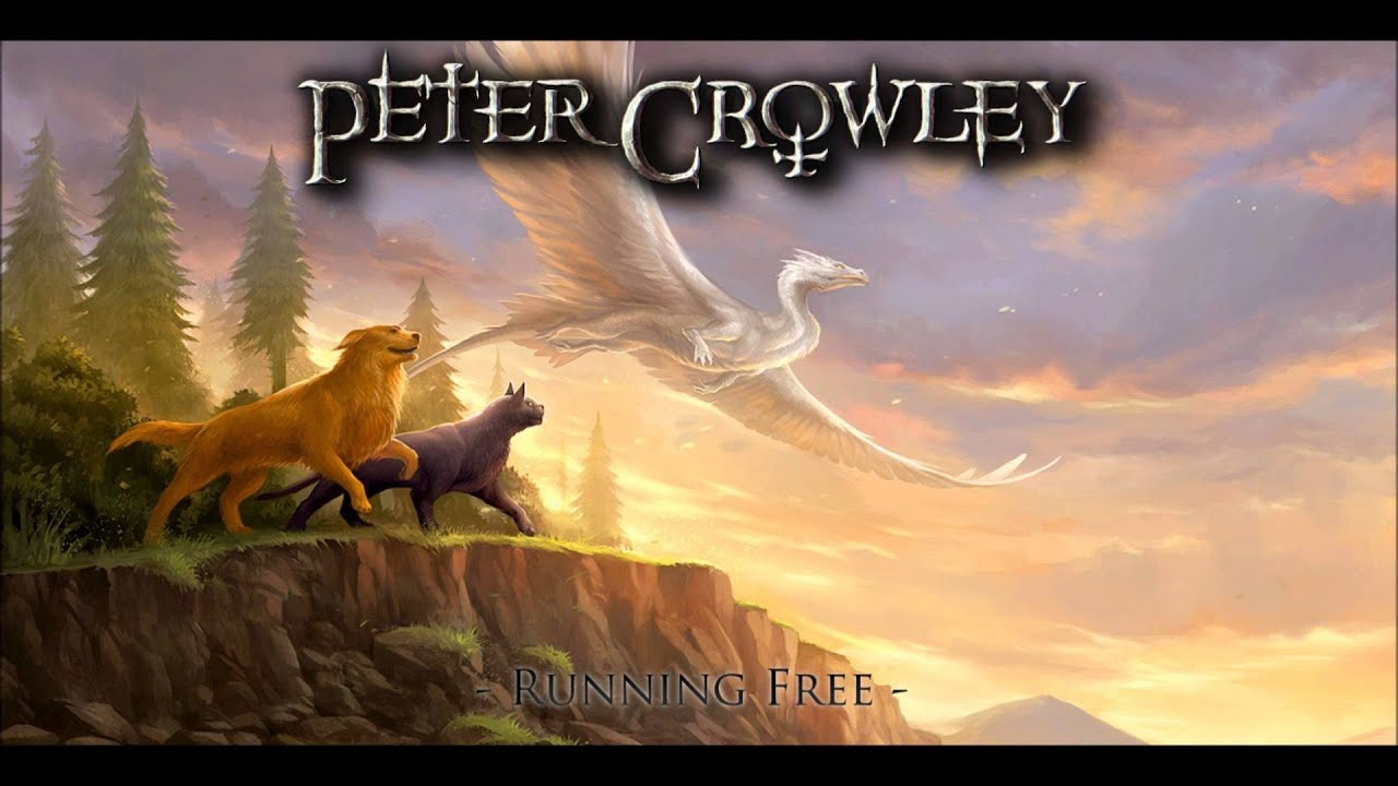 (Celtic Adventure Music) - Running Free - Peter Crowley