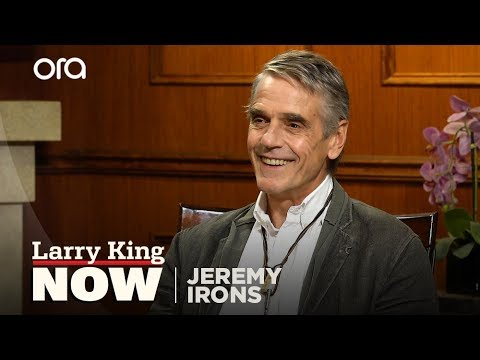 Jeremy Irons on Brexit and President-elect Trump | Larry King Now | Ora.TV