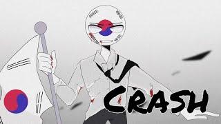 Download lagu Crash meme // [ Countryhumans ] 컨트리휴먼 / 대한민국( South Korea )