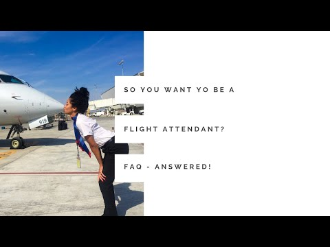 Q&A - How to become a flight attendant, Travel Benefits, Resume + many more FAQ!