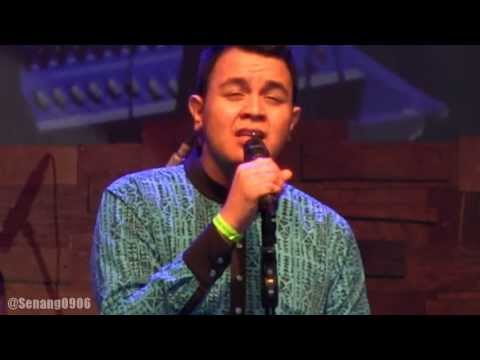 Tulus - Ketika Tangan dan Kaki Berkata @ Ramadhan Jazz Festival 2013 [HD]