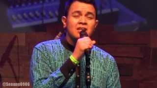 Tulus Ketika Tangan dan Kaki Berkata Ramadhan Jazz Festival 2013