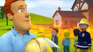 Sam il Pompiere italiano nuovi episodi | Allarme incendio - Episodi nuovi 🔥Cartoni animati