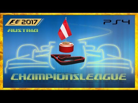 Formula Europe #FECL 2018 - Round 1 Group A  Austrian GP (F1 2017) 16.04.18 - Live Streaming 720p HD
