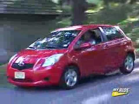 Review: 2007 Toyota Yaris   YouTube