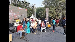 DnD Circle - The Drummers Group   LIVE @ Indira Gandhi National Centre For Arts l DnD Circle Live