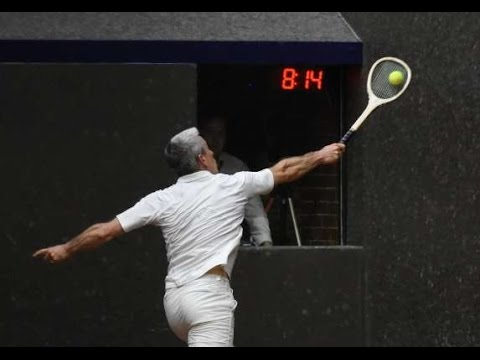 The best Real Tennis you will ever watch (Compilation)