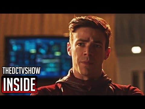 "The Flash 3x19 Inside ""The Once and Future Flash"" Season 3 Episode 19 Preview"