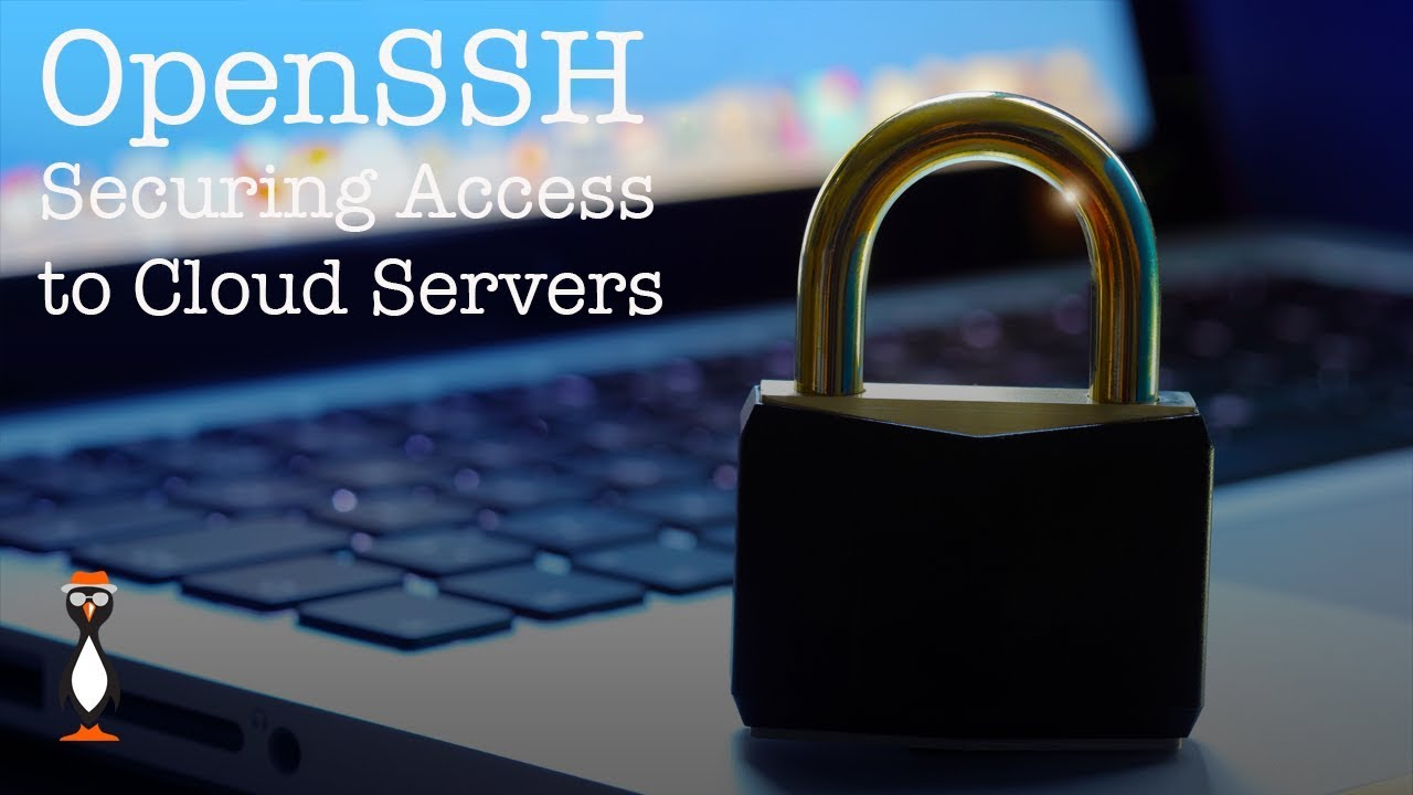 Securing Cloud Servers with SSH - The Urban Penguin