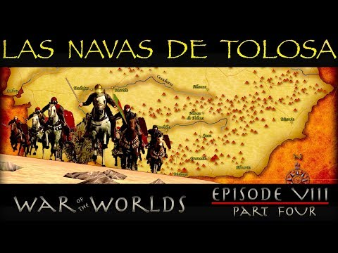 BATTLE OF LAS NAVAS DE TOLOSA - A TURNING POINT IN THE CHRISTIAN FIGHT AGAINST THE MUSLIMS OF IBERIA
