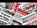 Revue de presse du 31 mars-17 sur WalfTV