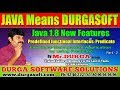 Java 1.8 New Features  ||   Employee Management Application by using Predicate Part - 2|| by Durga