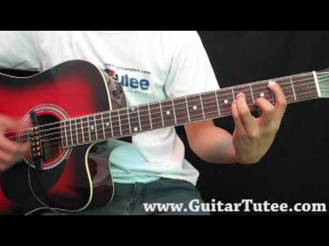 Jay Sean - I'm Gone, By Www.GuitarTutee.com
