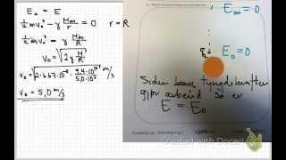 Prøve i Fysikk 2 Gravitasjon og Elektriske felt