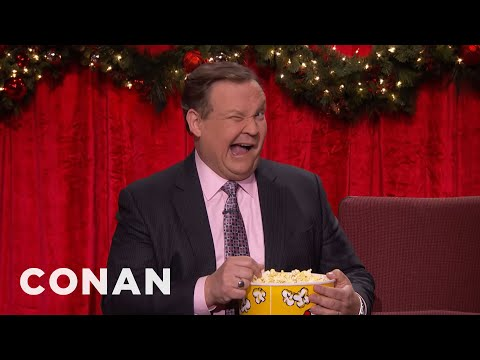 Andy's Holiday Movie Guide  - CONAN on TBS
