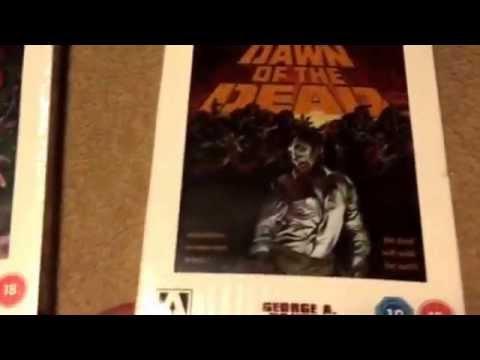 Arrow Video Blu Ray Slipbox Collection