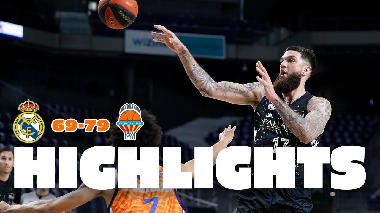 Real Madrid 69-79 Valencia Basket | J36 ACB