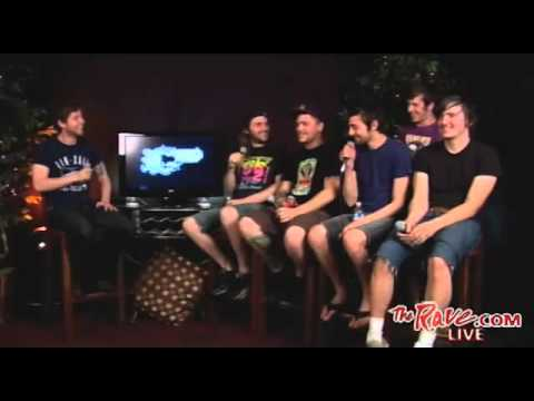 Chiodos exclusive backstage interview