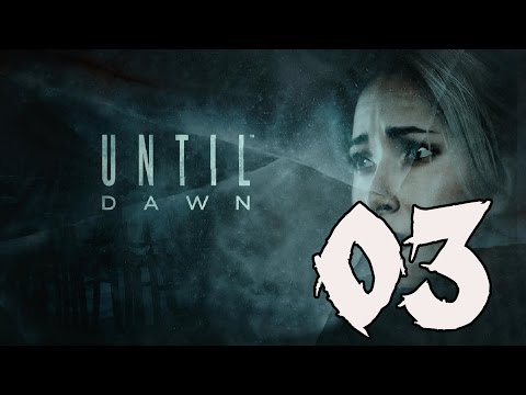 Until Dawn - Gameplay Walkthrough Part 3: The Washington Lodge