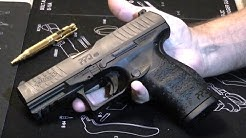Walther PPQ 45 - The new king of 45's!