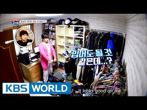 Park Chulmin's secret favorite, sleep wear [Mr. House Husband / 2016.11.29]