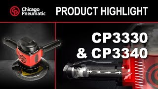 CP3330 & CP3340 series: Improve your productivity with our industrial vertical grinders