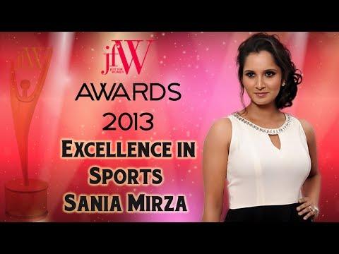Rajinikanth and Kolaveri Song are my favourite Sania Mirza | JFW Awards | JFW Magazine