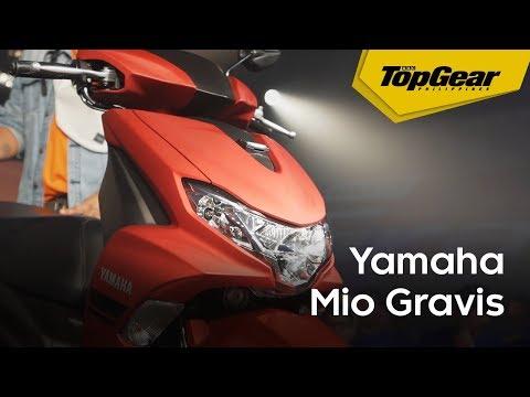 Meet The 2020 Yamaha Mio Gravis